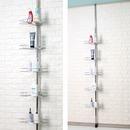 스텐레스 코너선반 5단 욕실선반 욕실용품 다용도