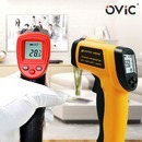 OVIC 적외선 온도계 레이저 비접촉식 온도측정기