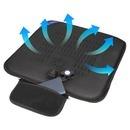 굿맨스 시원한 바람방석 USB 통풍방석 차량 사무실