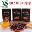 V라인S라인 비타민나무열매 50스틱 3개 (3+1 이벤트)