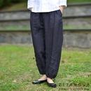 3017 여자 핀탁마름모9부마바지 생활한복 법복