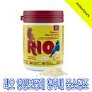 리오 영양보충제 앵무새 중소형조 120g 앵무새영양제