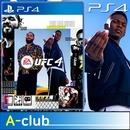PS4 UFC4 / UFC 4 한글판 초회판