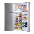 일반냉장고 251L 예쁜 2도어 슬림 소형 냉장고 메탈SV